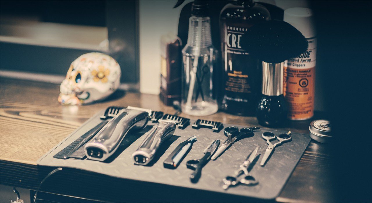Plan B Marketing Image | Plan B Kelowna Barbershop