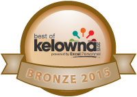 Best of Kelowna 2015 Bronze Best Hairstylist for men Casey Harder