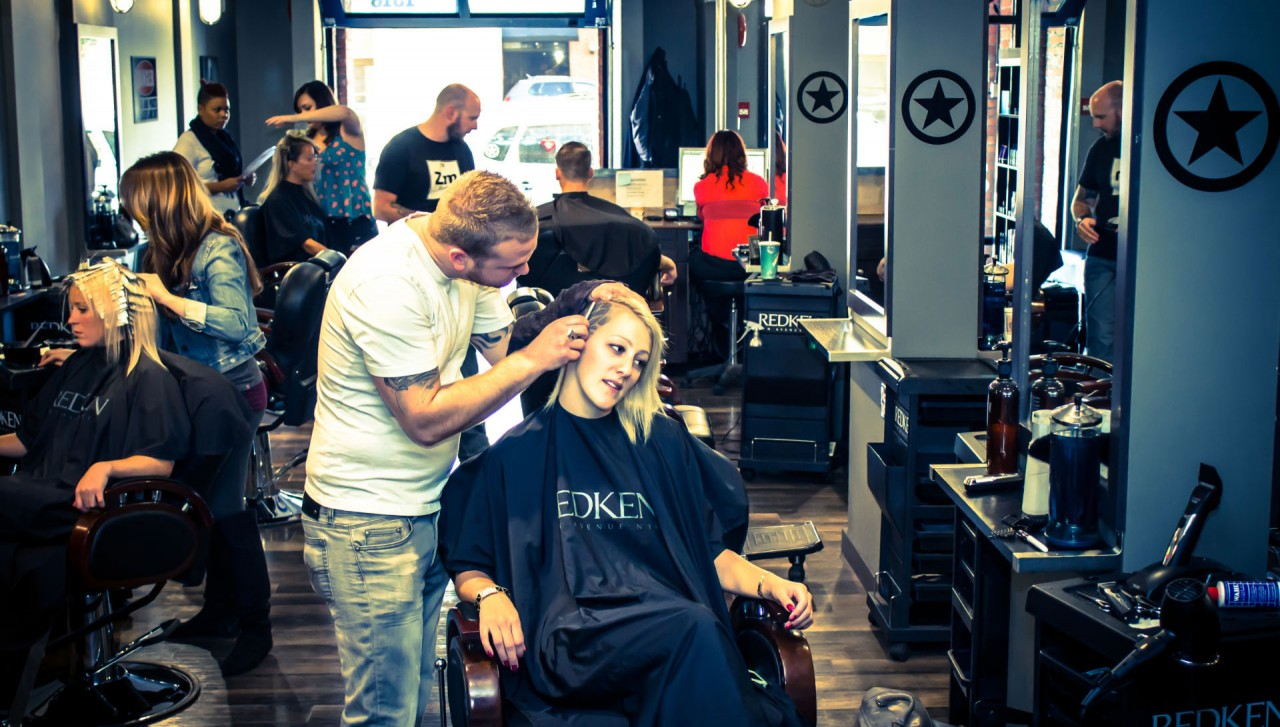Plan B Headquarters – A Kelowna Hair Salon and Barber shop
