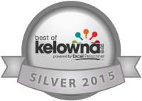 Best of Kelowna 2015 Silver Best Hairstylist for women Jenna Johnson