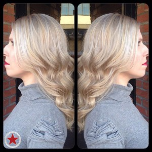 Plan B Kelowna Hair Salon Blonde hair colour by Kristina