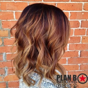 Plan B Kelowna Hair Salon Ombre Hair colour by Courtney S