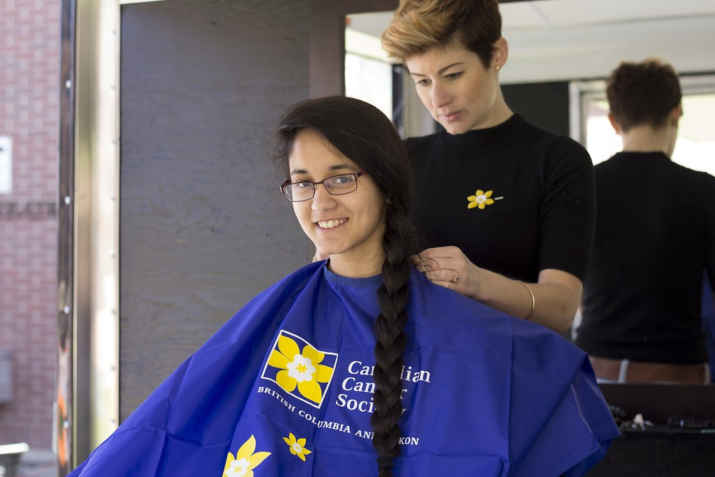 Blood, Sweat & Shears: Cuts for a Cure at UBCO