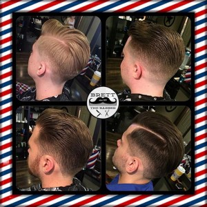 Kelowna Hair Salon Plan B - Vintage inspired mens hairstyles