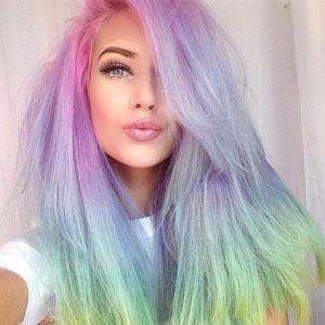 Read more on The Realities of Rainbow Hair