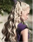 Kelowna Hair Salon - Plan B - Game of Thrones Daenerys