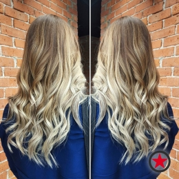Balayage by Chelsey at Kelowna Hair Salon Plan B