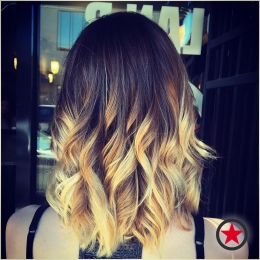 Plan B Kelowna hair salon | Balayage ombre by Terri