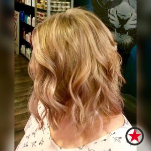 Plan B Kelowna hair salon | Golden balayage by Jess