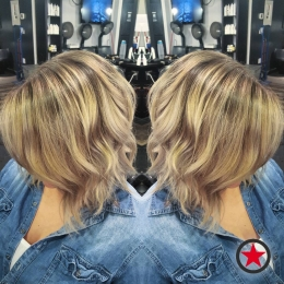 Plan B Kelowna Hair Salon | Blonde Balayage by Chelsey