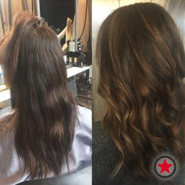 Plan B Kelowna Hair Salon | Brunette hair colour by Cara