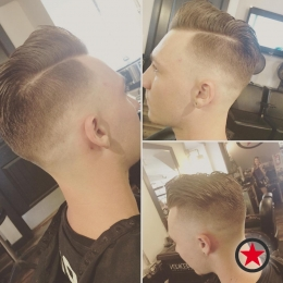 Plan B Kelowna Barbershop | Superb men's cut by James