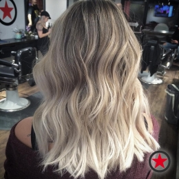 Plan B Kelowna Hair Salon | Ashy blonde by Jenna