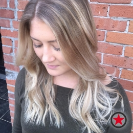 Plan B Kelowna Hair Salon | Blonde Balayage by Carmen