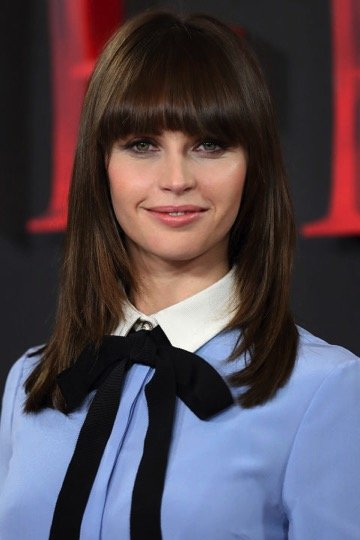 Trending Spring Hairstyles | Kelowna Hair Salon Plan B | Felicity Jones