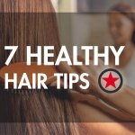 7 secrets to healthy hair