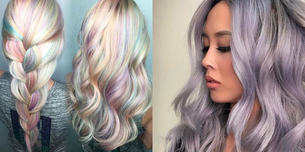 Kelowna Hair Salon | Plan B | pastel hair colour