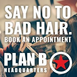 Kelowna Hair Salon | Plan B | Say No to Bad Hair