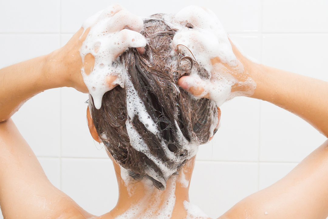 Lather up with a good shampoo | Kelowna Hair Salon | Plan B HQ