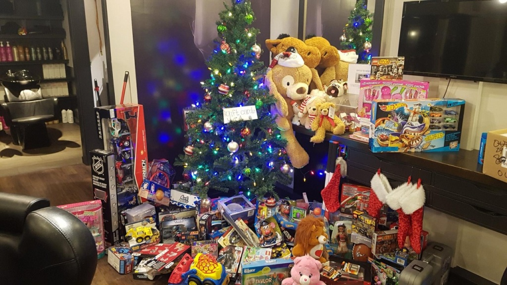 Read more on Holiday Toy Drive at Plan B Barbershop in Kelowna