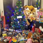 Holiday Toy Drive at Plan B Barbershop in Kelowna